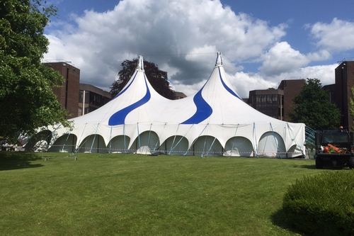 CORPORATE BIG TOPS FOR HIRE