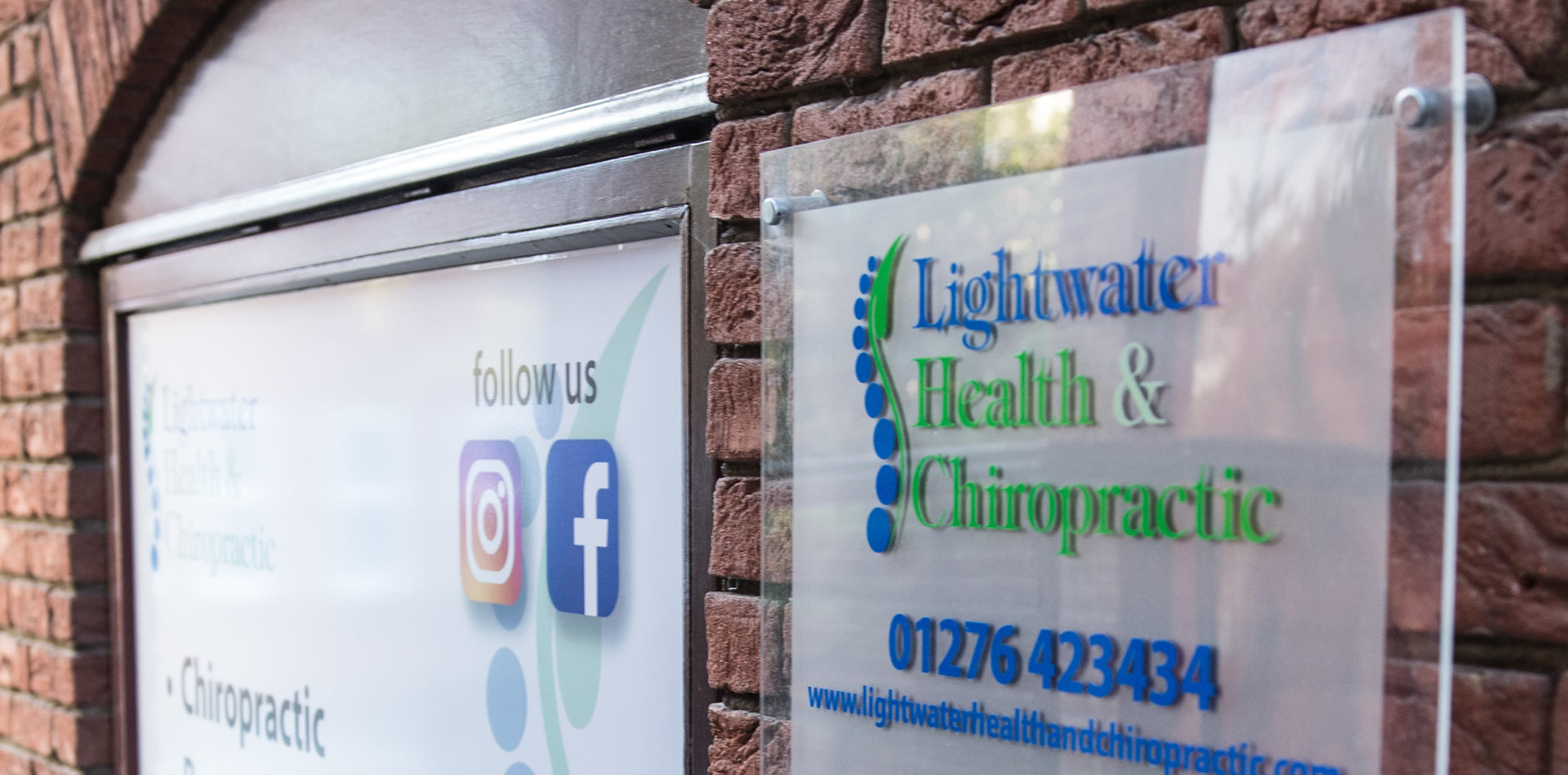 Contact Lightwater Health & Chiropractic