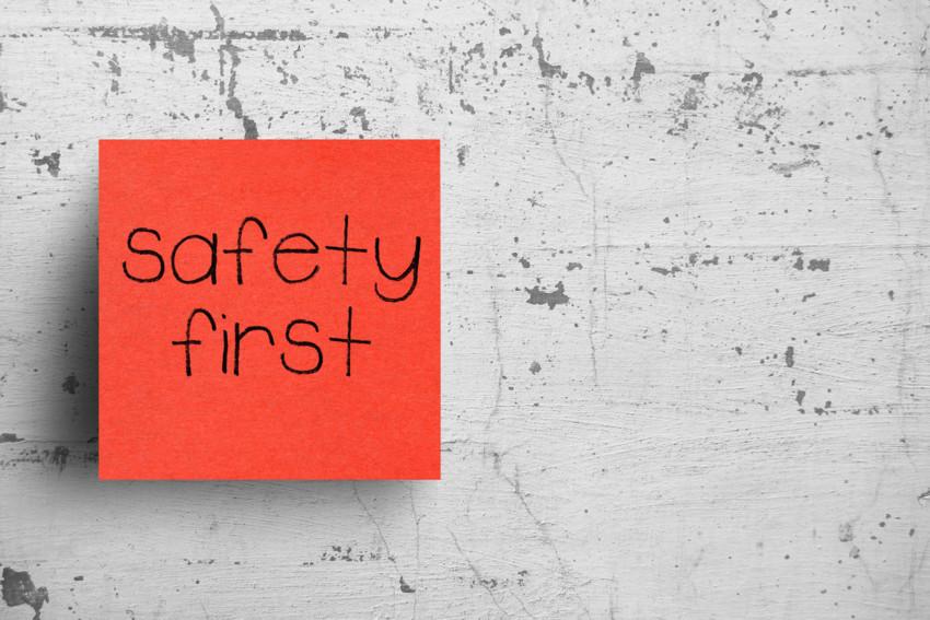 Safety Advice