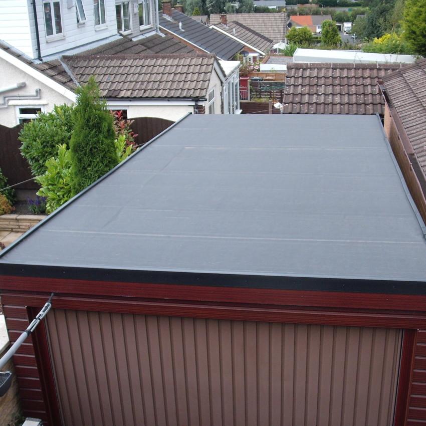 Garage Roofs | Northern Lights Home Improvements | Windows ...