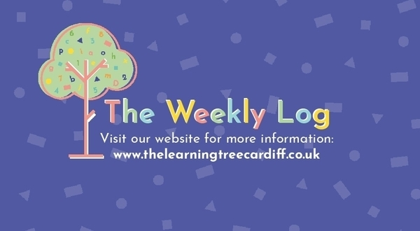 The Weekly Log -   Learning through play