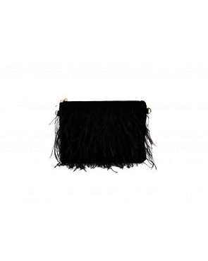 """Malissa J"" Designer Black Clutch/Evening Bag"
