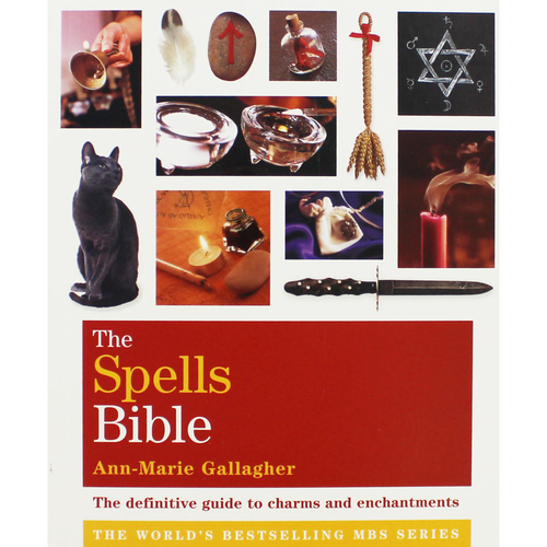 The Spells Bible Book