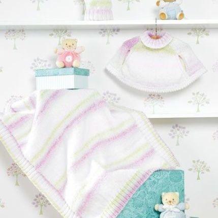JB283 Baby DK Pattern