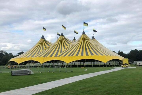 FESTIVAL BIG TOPS FOR HIRE