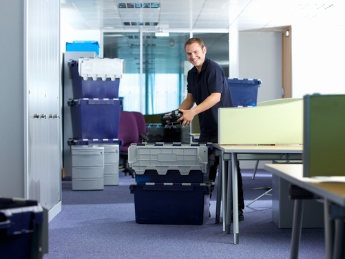 Plan & Deliver Your Office Moves