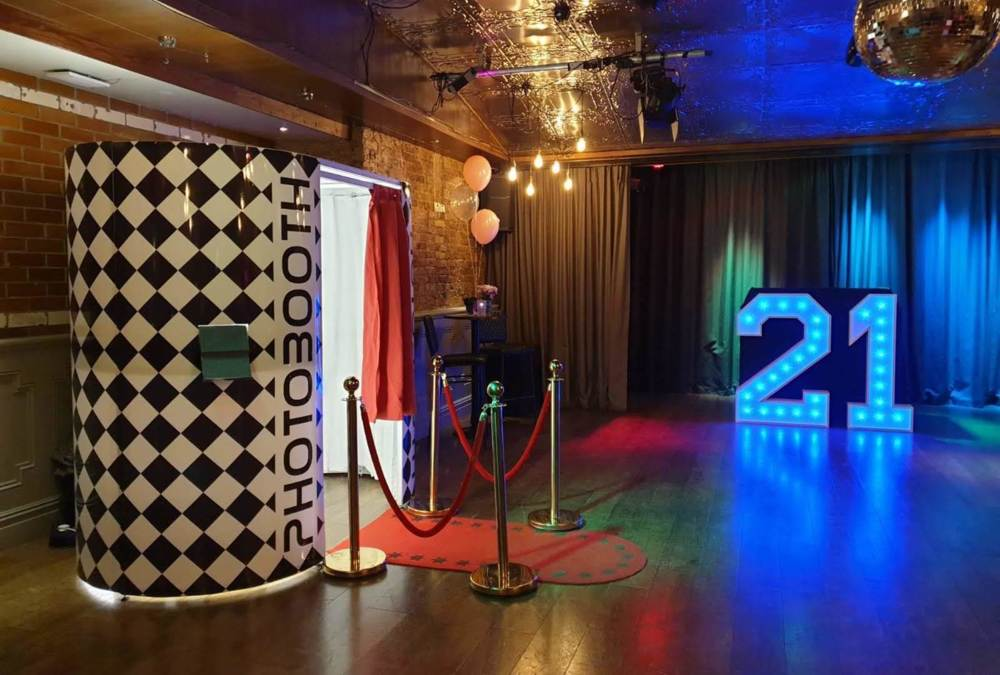 Light Up 21 Numbers hire