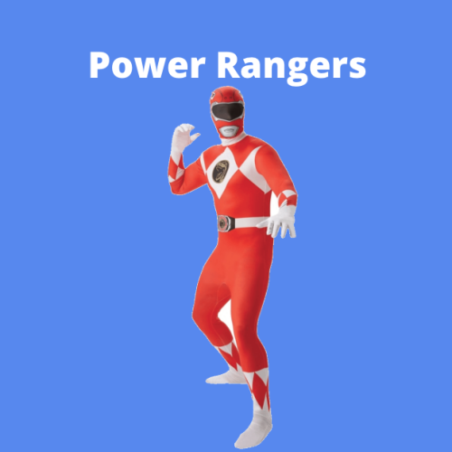 Power Rangers Kids Party Entertainer