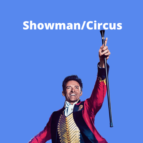 Greatest Showman Kids Party Entertainer