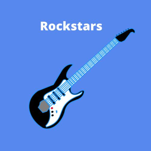 Rockstars Kids Disco Party Entertainer