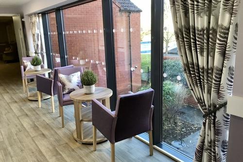 Branthwaite Care Home in Retford, specialising in dementia care