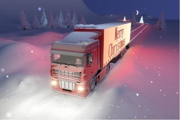 Christmas Logistics!