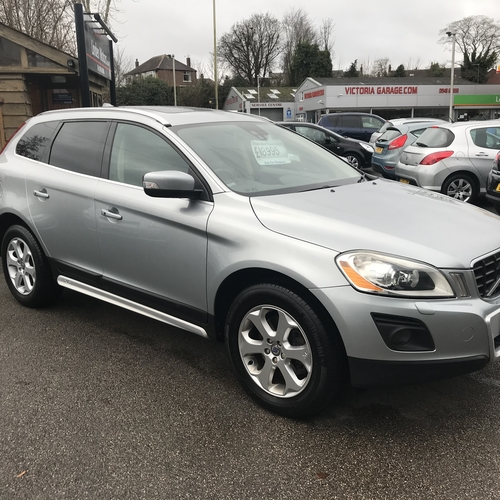 2009 (59) Volvo XC60 2.4TD D5 AWD Geartronic SE Lux Premium Automatic