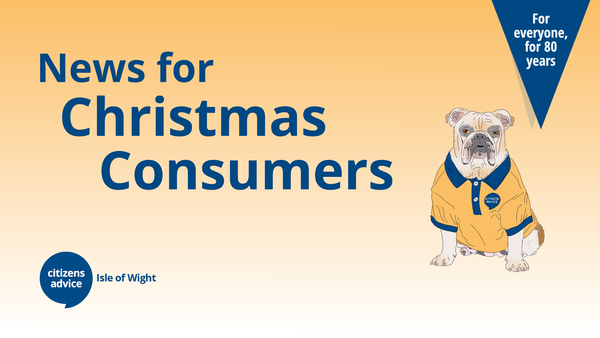 News for Christmas Consumers