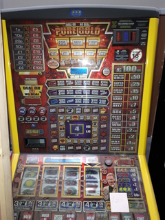 Christmas is Coming!  How about a pub fruit machine for your Man Cave