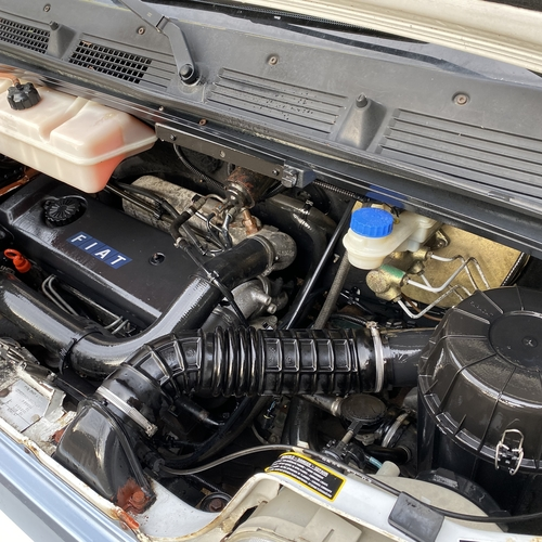 Hobby 750 Motorhome 4 Berth Tag Axle 4.5T Fiat Ducato 2.5TDi ALKO LHD Fixed Bed
