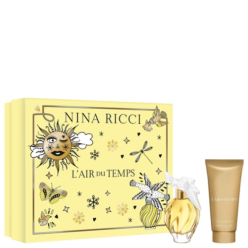 L'Air Du Temps Gift Set By Nina Ricci