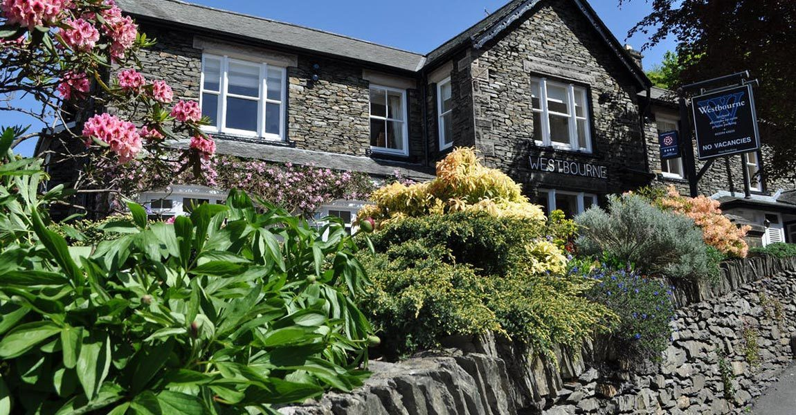 Bed & Breakfast Bowness on Windermere, Bed & Breakfast Lake District, Hotels in Bowness