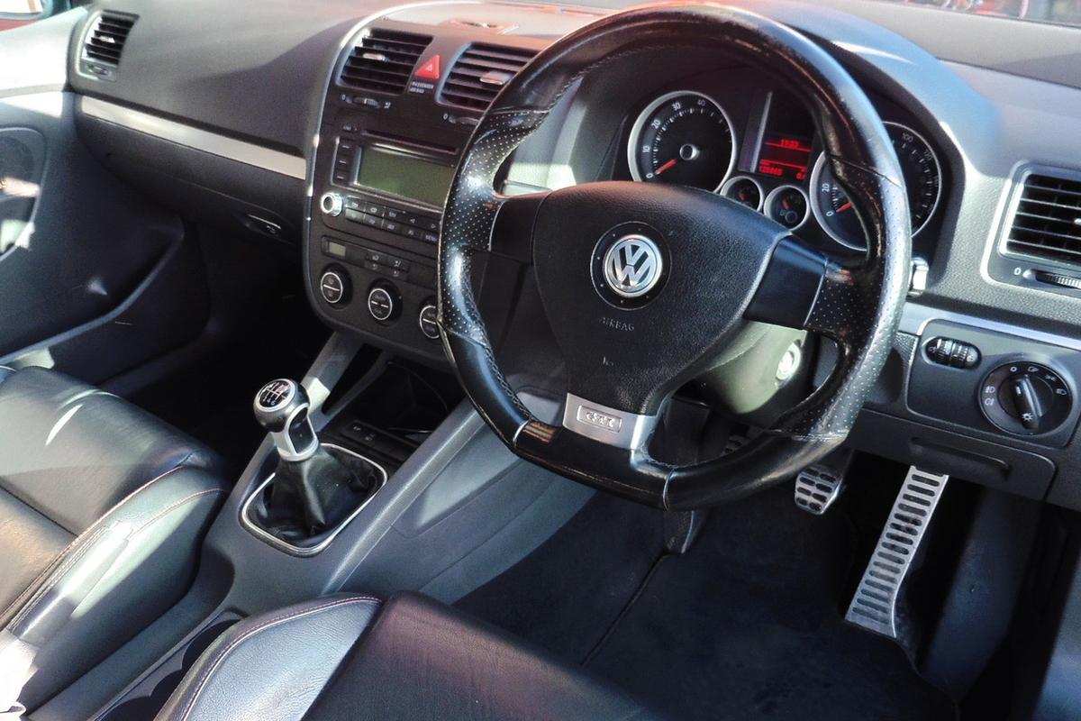 Volkswagen Golf 2.0 TFSI GTI 5dr - Full Leather Interior - 6 CD Changer!