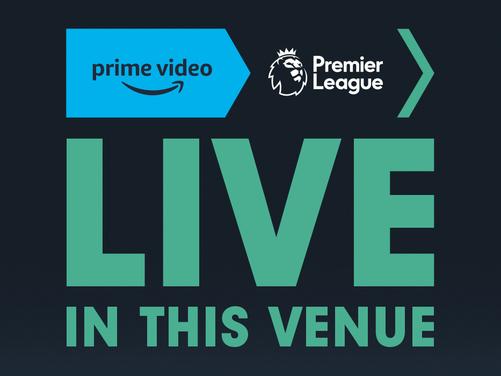 Live Premier League Football on Amazon Prime