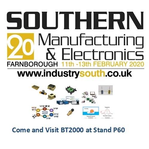Visit Us at  Farnborough Electronics Exhibition
