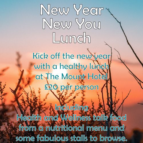 New Year New You Lunch
