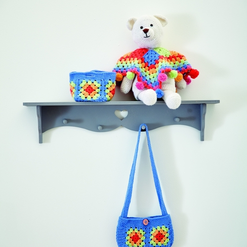 Bo Peep Great Adventures Crochet Pattern Book