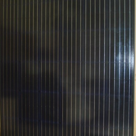 250W Black Monocrystalline Solar Panel