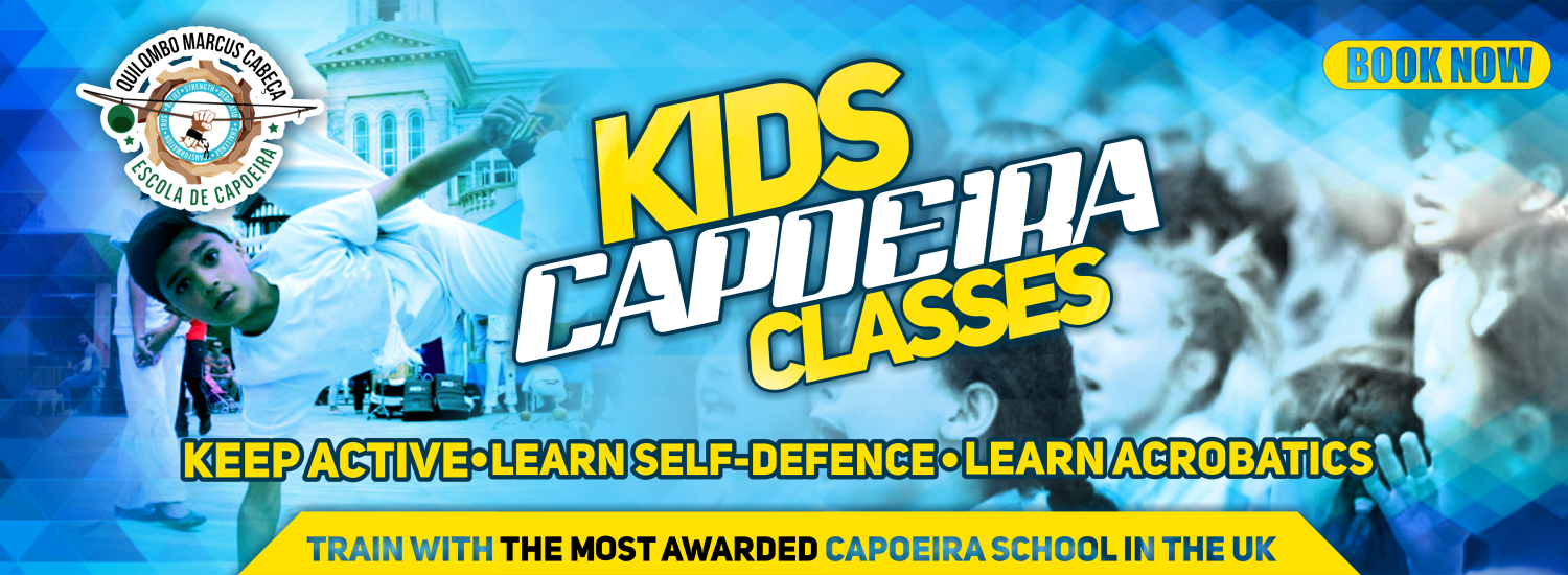 Kids Capoeira Class; Kids Capoeira; Capoeira for Kids; Children Capoeira classes; capoeira london