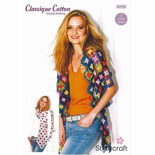 9288 Classique Cotton Pattern