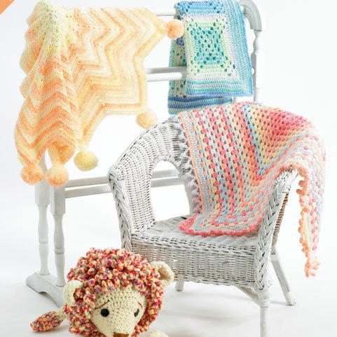 JB408 DK Crochet Pattern