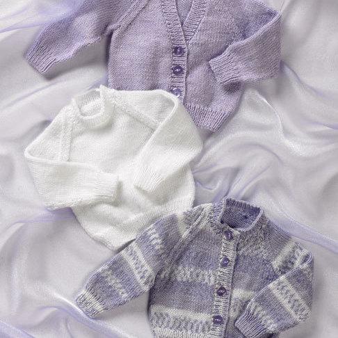 JB001 Baby DK Pattern