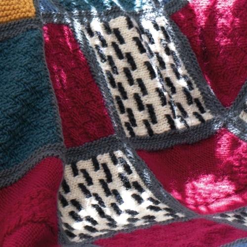 Emeline Mindful Blanket Pattern