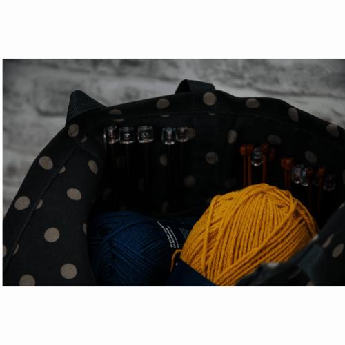 Multi Spot Knitting Caddy