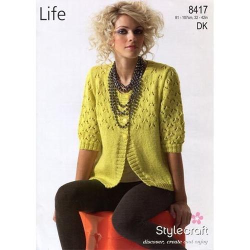 8417 Life DK Pattern