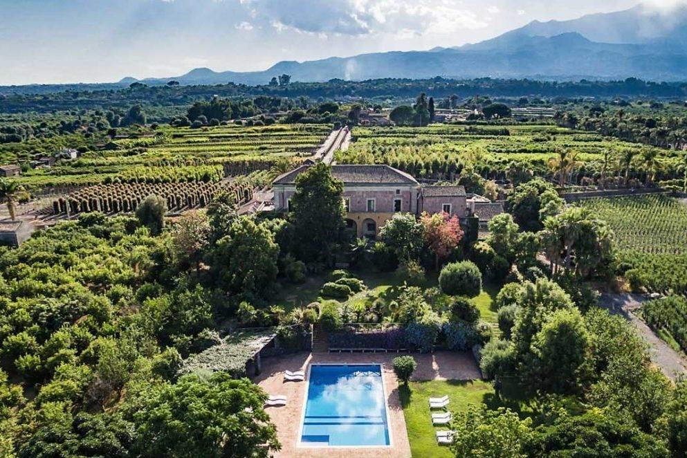 Luxury Villas to rent around Italy
