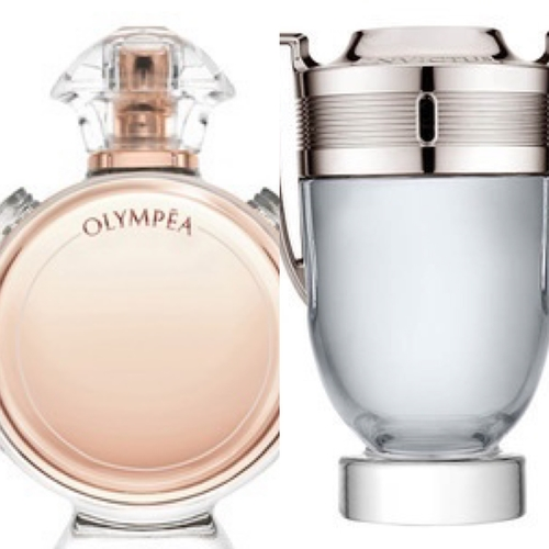 Olympea & Invictus By Paco Rabanne Combo