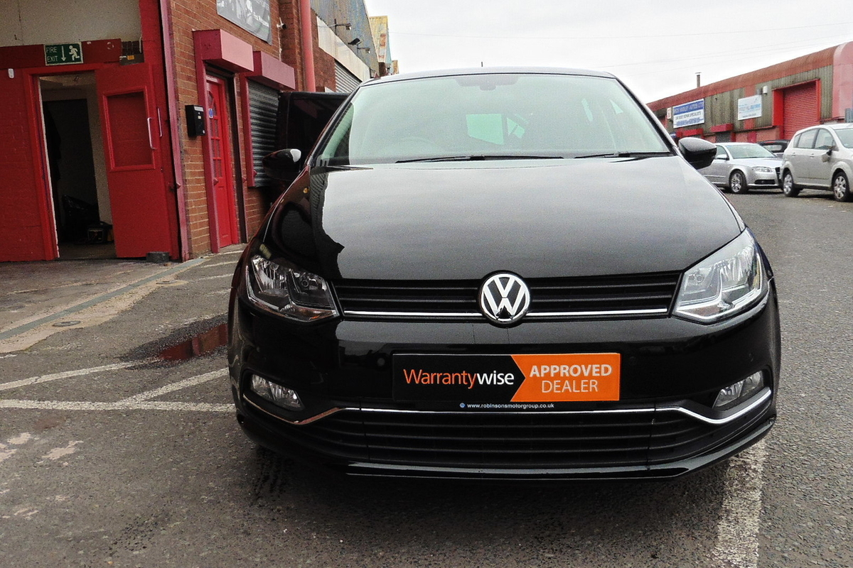 Volkswagen Polo 1.2 TSI Match Edition (s/s) 5dr - Only 1 Owner From New!