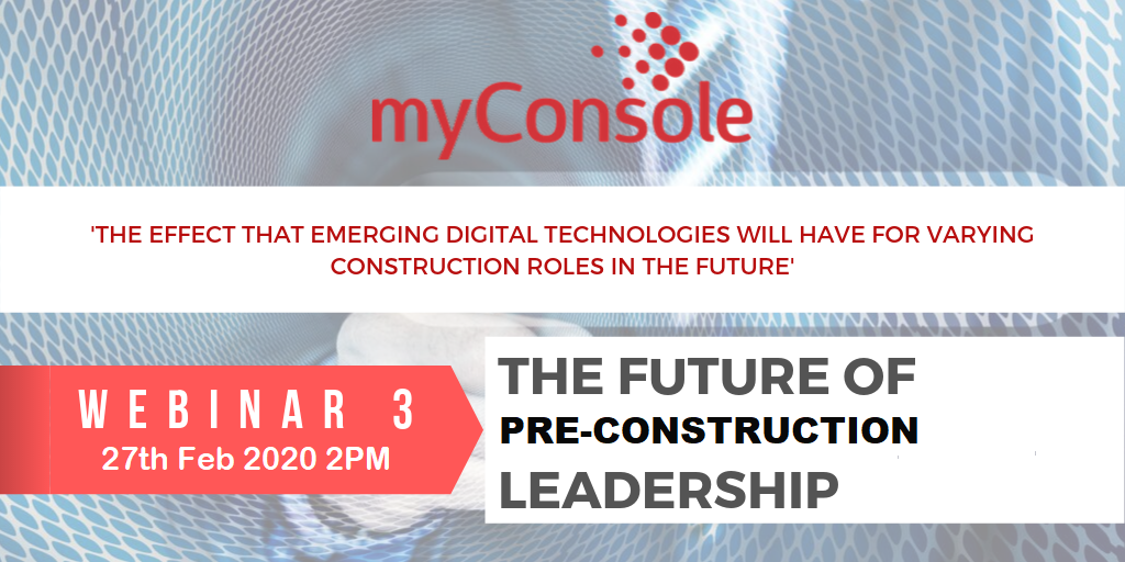 The Future of Pre-construction and Business Development Leadership
