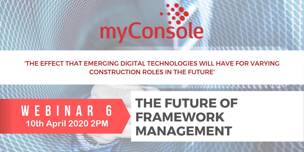 The Future of Framework Management