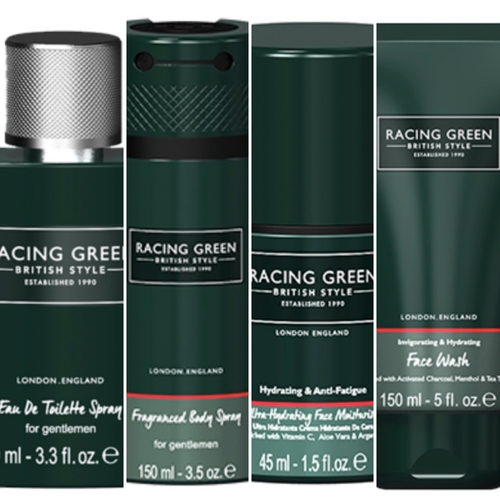 Racing Green Fragrance Combo Deal