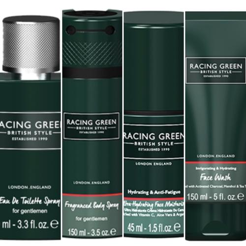 Racing Green Fragrance Combo Deal