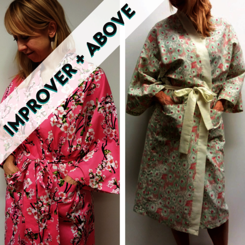 Sew a Kimono