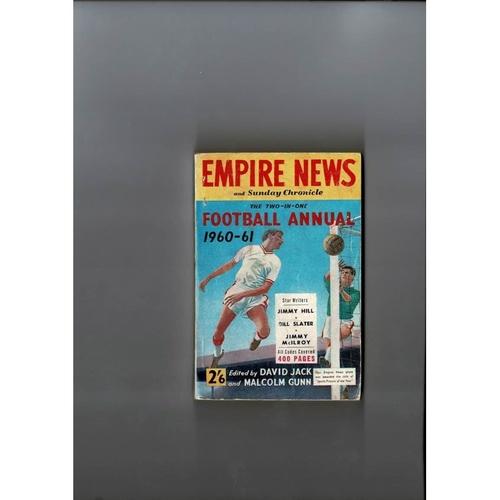 Empire News & Sunday Chronicle Football Annual