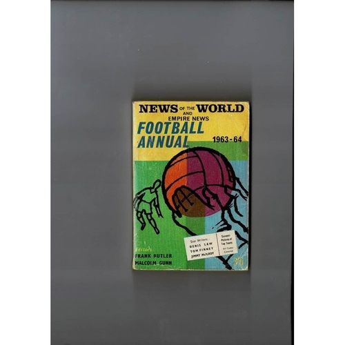 1963/64 News of the World Football Annual