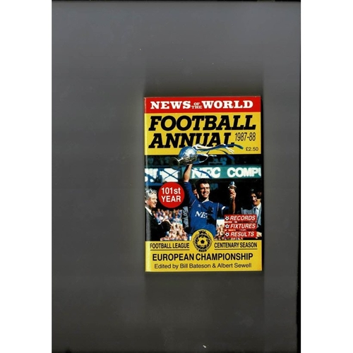 1987/88 News of the World Football Annual