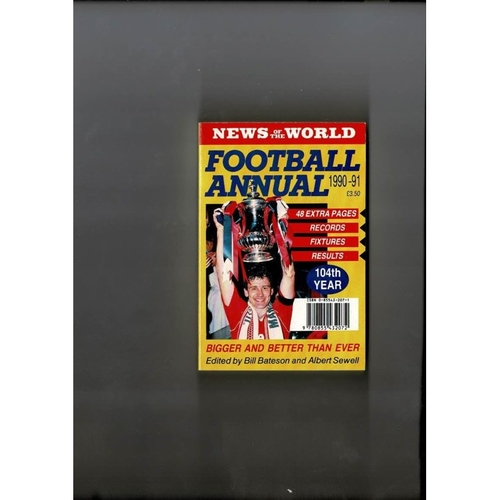 1990/91 News of the World Football Annual