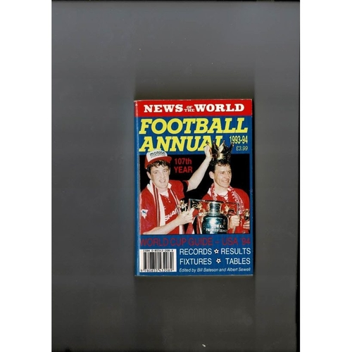 1993/94 News of the World Football Annual
