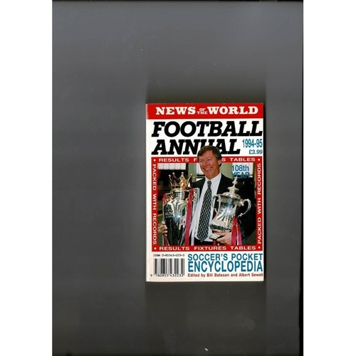1994/95 News of the World Football Annual