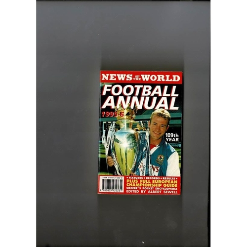 1995/96 News of the World Football Annual